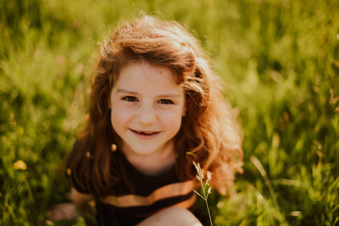 otroški portret družinska fotografija
